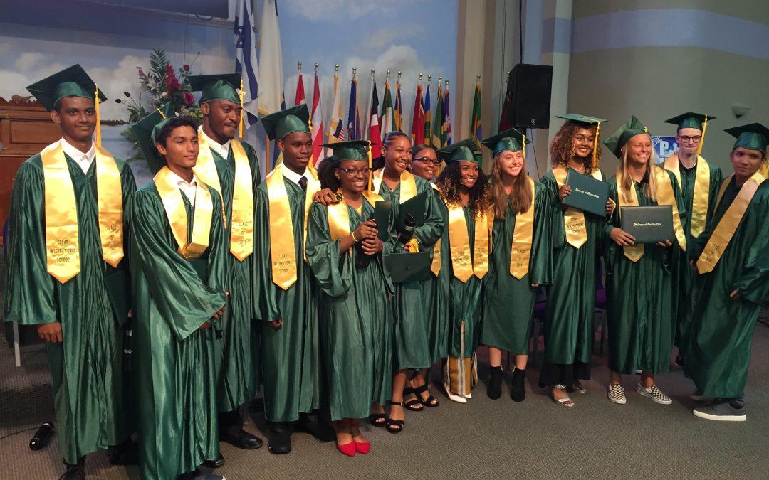 Celebrating Cedar's Class of 2019